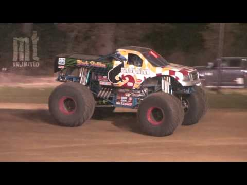 TMB TV: Monster Trucks Unlimited 7.8 - Quincy, IL 2016