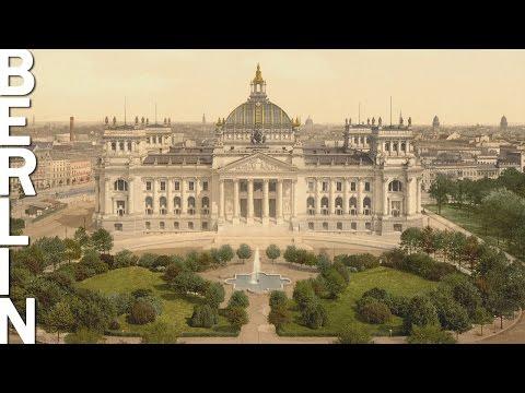Sensationelle Entdeckung! Berlin und Potsdam 1890 in Farbe und HD!