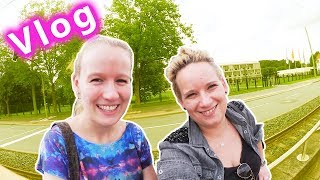 DIY Inspiration VLOG | Eva & Kathi bei ACTION & dm | Shopping Haul Washi Tape, Pappe, Lippenpflege