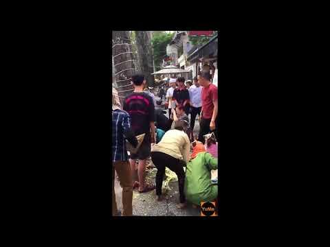 Cảnh Giựt Cô Hồn ngày rằm tháng 7 nhanh như chớp - Giải trí Yume.vn