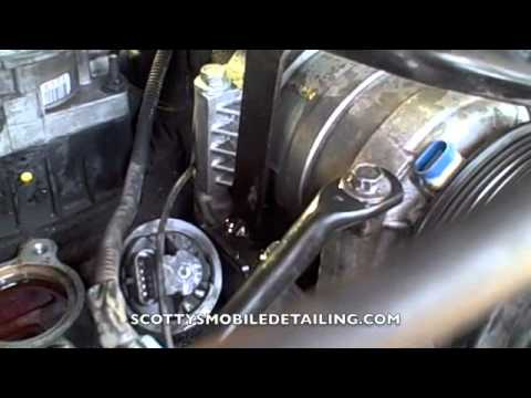 2005 Trailblazer Fuel Pump Wiring Diagram How To Replace A Chevy 4 3 V 6 Intake Manifold Part 1