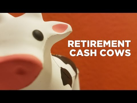 Cash Cows for Your Retirement