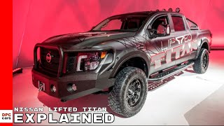 Nissan Lifted Titan Explained