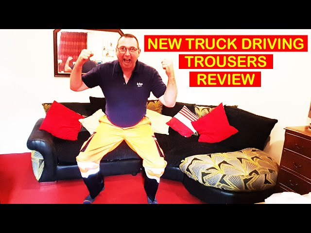 New Truck Driving Trousers my product review
