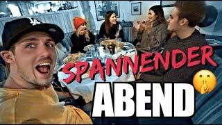 SPANNENDER Abend mit ANNA NINA ALEX & JULI 😳 | 05.01.18 | Daily Maren & Tobi