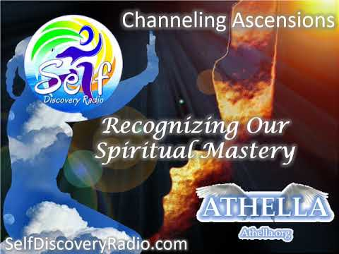 Self Discover Radio - Recognizing Our Spiritual Mastery