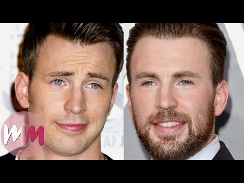 Top 10 Celebrities Who Look Sexier With A Beard