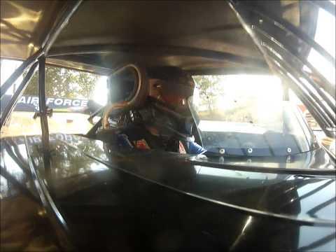 Toccoa Speedway Face cam