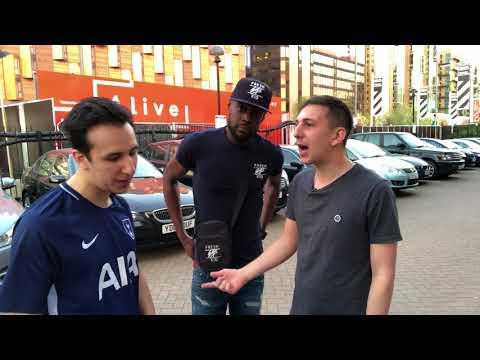 Tottenham v Man Utd   Feat. Expressions   FA Cup Semi-Final Preview