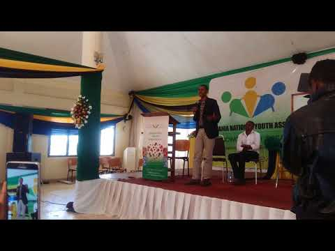 General voices of Youth in  Tanzania National Youth Assembly(7)