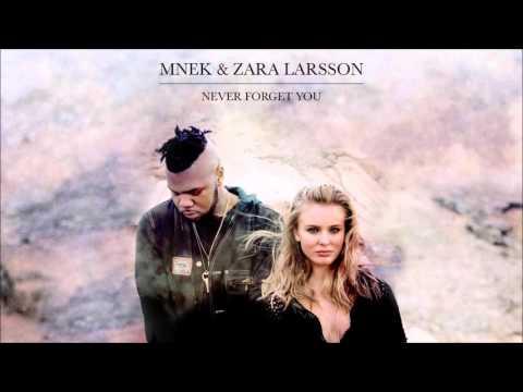 Never Forget You - Zara Larsson & MNEK - FastModeMusic