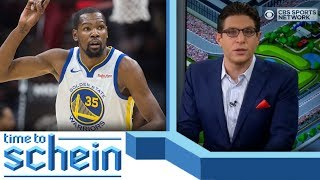 Is Kevin Durant a legend for the Warriors? | Time to Schein