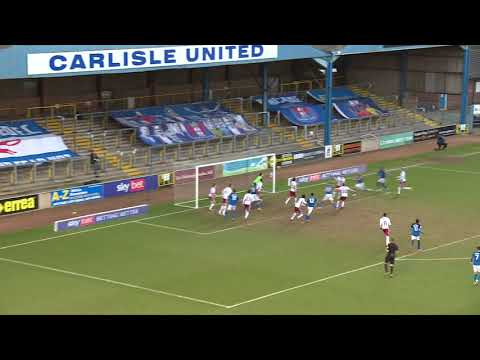Carlisle Scunthorpe Goals And Highlights