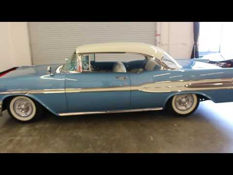 1957 Pontiac Star Chief For Sale. GT Auto Lounge.