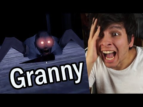 NUEVO MODO DARKER !! LA VIEJA ES MÁS TERRORÍFICA 😱😱 - Granny (Horror Game)