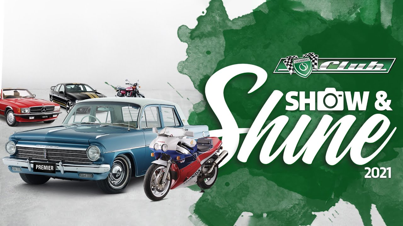 2021 Shannons Club Online Show and Shine Winners Announcement