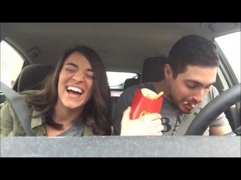 Hilarious pregnancy announcement music video