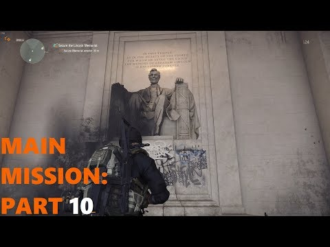 division mission matchmaking