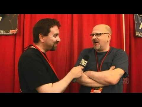 CULLY HAMNER at Dallas Comic Con