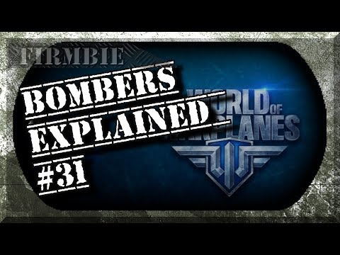 World Of War Planes Game Play #31. *Bombers explained *