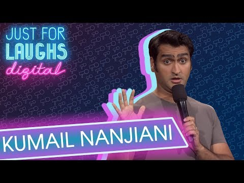 Kumail Nanjiani  The First Time I Cried Stand Up Comedy