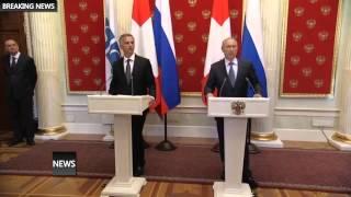 Путин дал всему ЗАПАДУ под дых!!! Не получится обвинить меня и Россию!! Смотреть ВСЕМ 2015