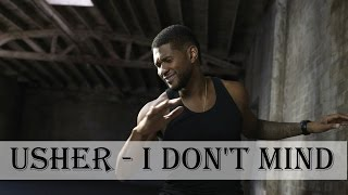 Usher - I Don't Mind Lyrics