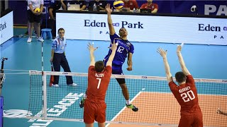 Stephen Boyer - New Volleyball Star of the France   Top 25 Best Actions