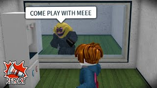 ROBLOX Murder Mystery 2 Funny Moments (CURSED)