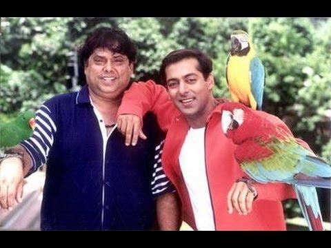Naughty Salman Khan's Little Fun with David Dhawan _ AIBA_