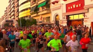 3ος Διεθνής Νυχτερινός Ημιμαραθώνιος Θεσσαλονίκης (1080p)