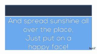 Put on A Happy Face Lyric Video