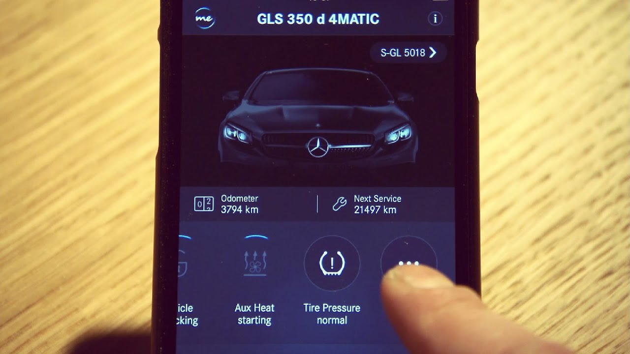 Mercedes Benz App For Iphone