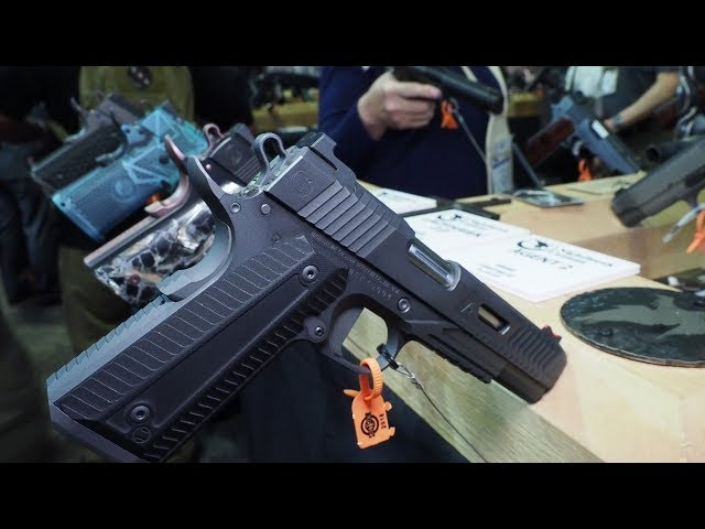 SHOT Show 2018: Nighthawk Customs 1911