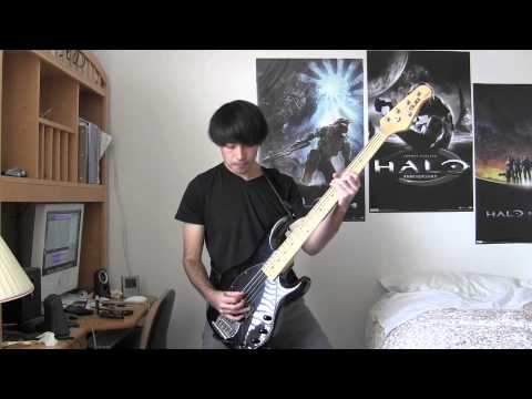 Avenged Sevenfold - Afterlife Bass Cover (Tab in Description)
