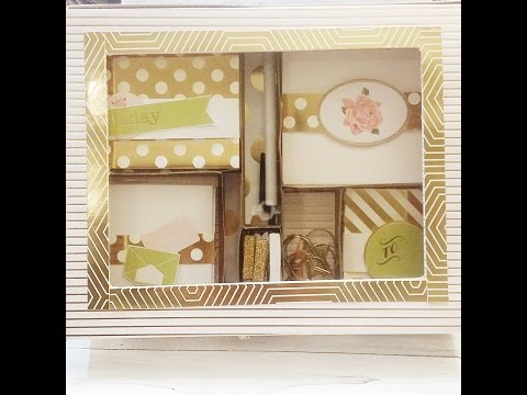 HANDMADE GIFT | STATIONERY BOX SET