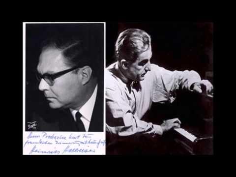 """Friedrich Wührer """"Piano Concerto No 1"""" Tchaikowski"""