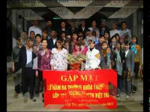 Một thời để nhớ 12i(1988_1991)Trường Cấp 3 Việt trì Phú thọ