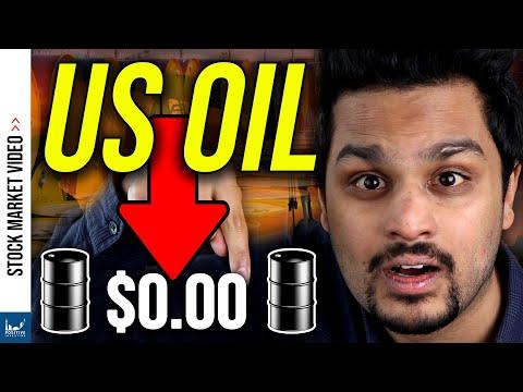 USO Stock in DANGER! Oil ETF Going to $0?