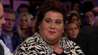 Barbara Straathof - Make You Feel My Love - RTL LATE NIGHT