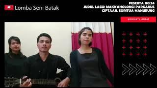 Makkaholongi Pargabus ~ Julianti Pasaribu ft. Desi L.Situmorang (Cover)