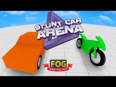 Stunt Car Arena Game Trailer