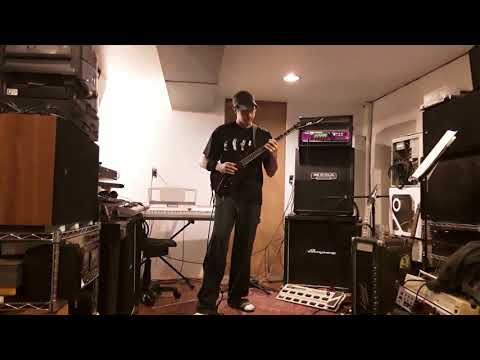 PolymorphicA - Improv Jam Brainstorming Guitar Riff/solo Ideas For A Song...work In Progress