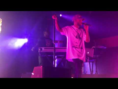 6lack - That Far (Live at Revolution Live in Fort Lauderdale on 11/28/2017)