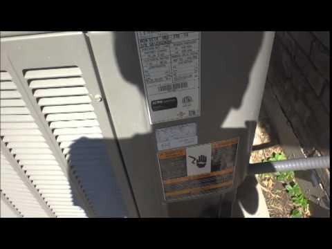 lennox 5 ton. the 2011 lennox elite series 5 ton 13 seer central air conditioner (not running) k