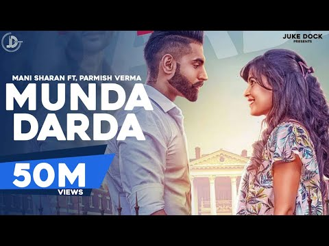 MUNDA DARDA (Full Song) Mani Sharan Ft....