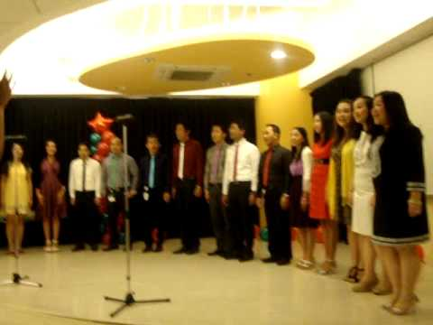Jingle Bells (Calypso) - ARC Chorale