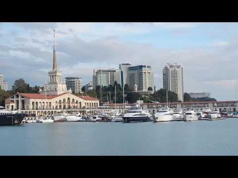 Sochi City Harbour Russia