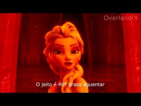QUE CALOR, QUE CALOR   Paródia Let It Go   Frozen