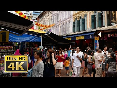 Singapore city tour - AMAZING 4k video ultra hd PANASONIC Lumix DMC-FZ1000